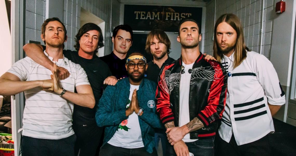"""Maroon 5 i Megan Thee Stallion  prezentują nowy singiel """"Beautiful Mistakes"""""""