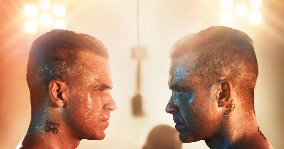 """Robbie Williams wydaje nową płytę """"Heavy Entertainment Show"""" w Sony Music już 4 listopada"""