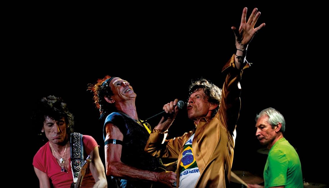 Trasa The Rolling Stones bez Charliego Wattsa