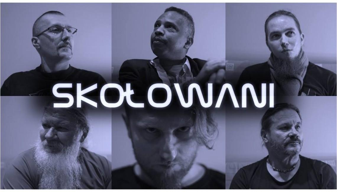 """Grupa Skołowani, klipem do swojego sztandarowego utworu pt. """"Skołowani"""", promuje winylowe wydanie debiutanckiego longplaya."""