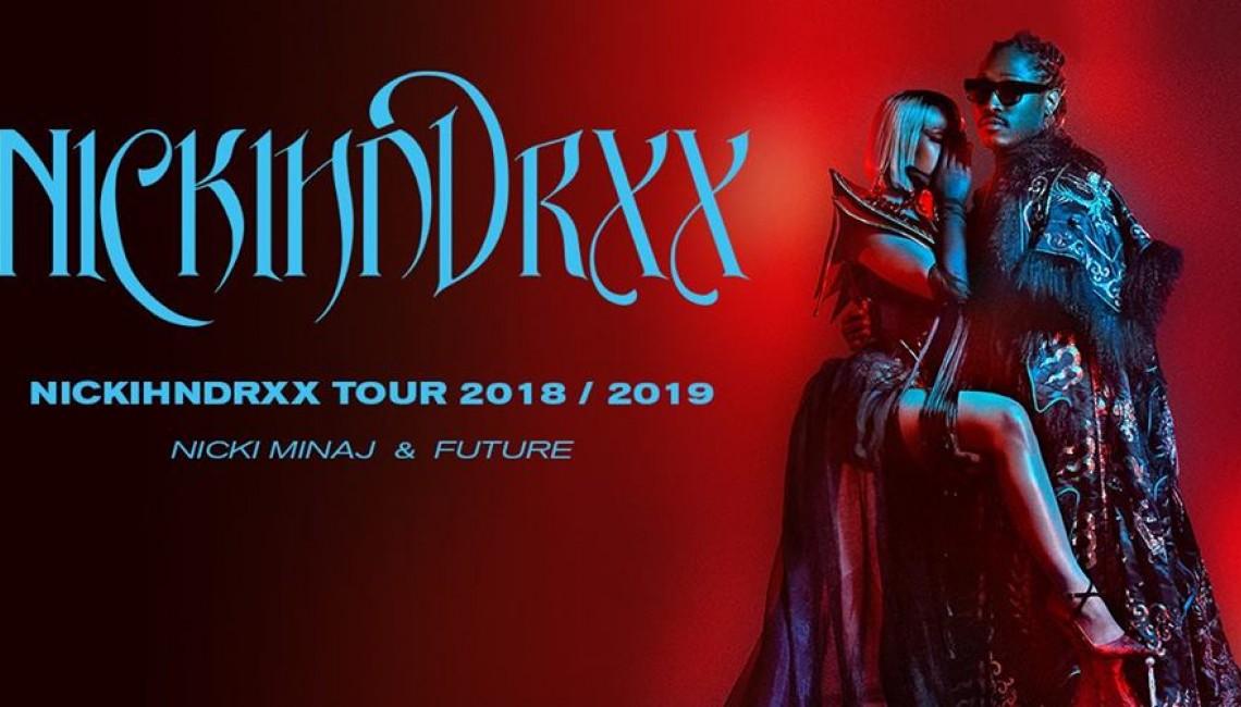 Pakiety VIP na koncert Nicki Minaj i Future dostępne od piątku!