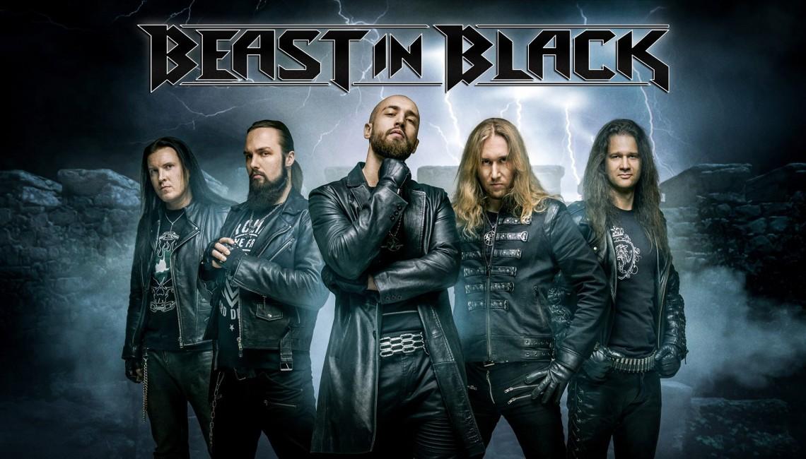 Beast In Black we Wrocławiu: Zmiana lokalizacji koncertu