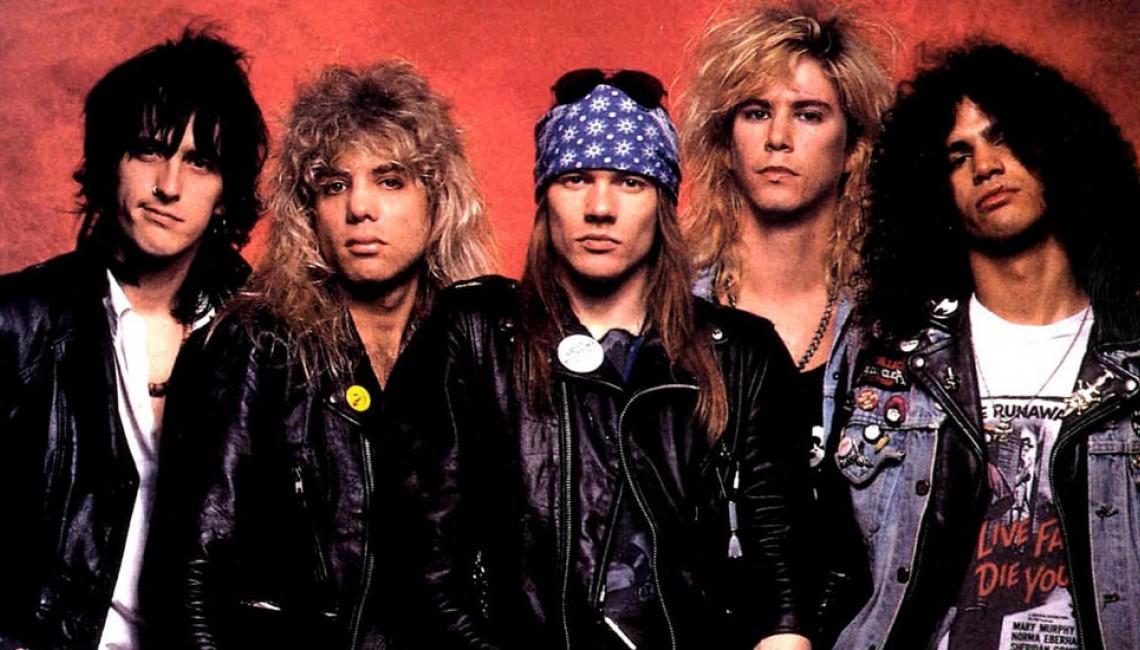 "Guns N' Roses - 'Greatest Hits"" po raz pierwszy na vinylu!"