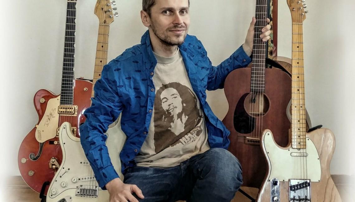 Janek Pęczak przedstawia solową płytę!