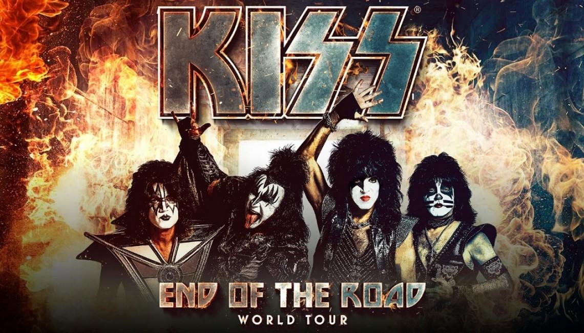 Kiss odwołuje część trasy koncertowej!