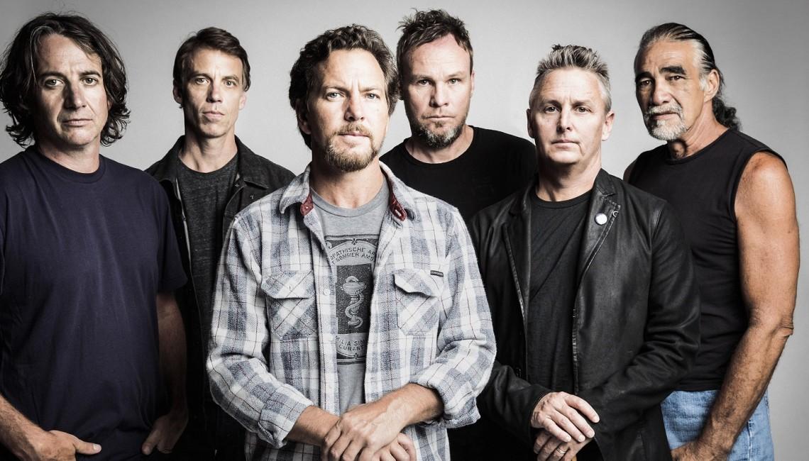 """Pearl Jam udostępnia nową piosenkę """"Can't Deny Me""""!"""
