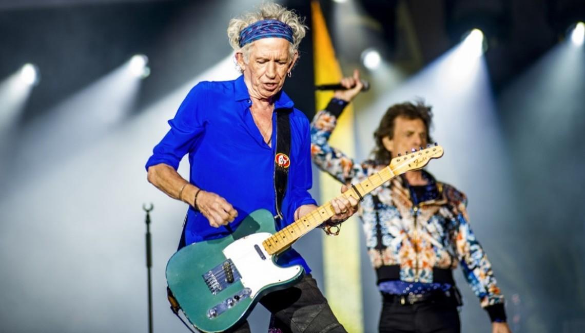 Gwiazdy na koncercie The Rolling Stones. Kto się pojawił?
