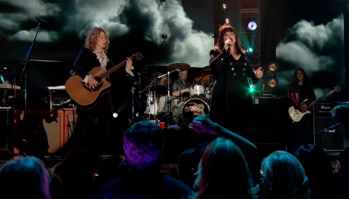 "Heart zapowiada album ""Live In Atlantic City""!"