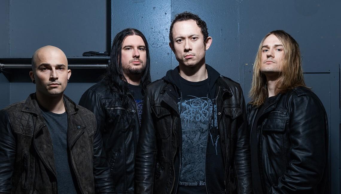 Trivium: Ostatnie bilety na koncert w Warszawie