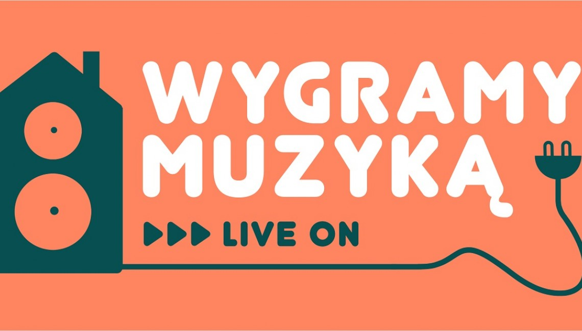 """Ruszył cykl koncertów """"Wygramy Muzyką"""" – projekt, jakiego jeszcze nie było!"""