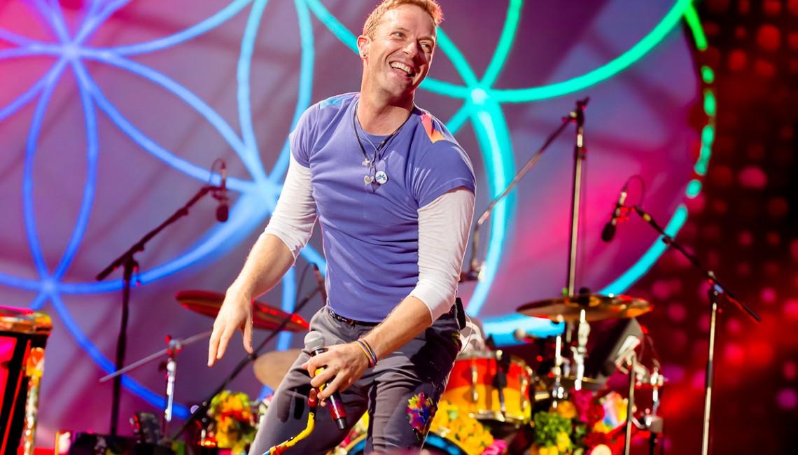 Nasza fotorelacja: Coldplay w Warszawie!