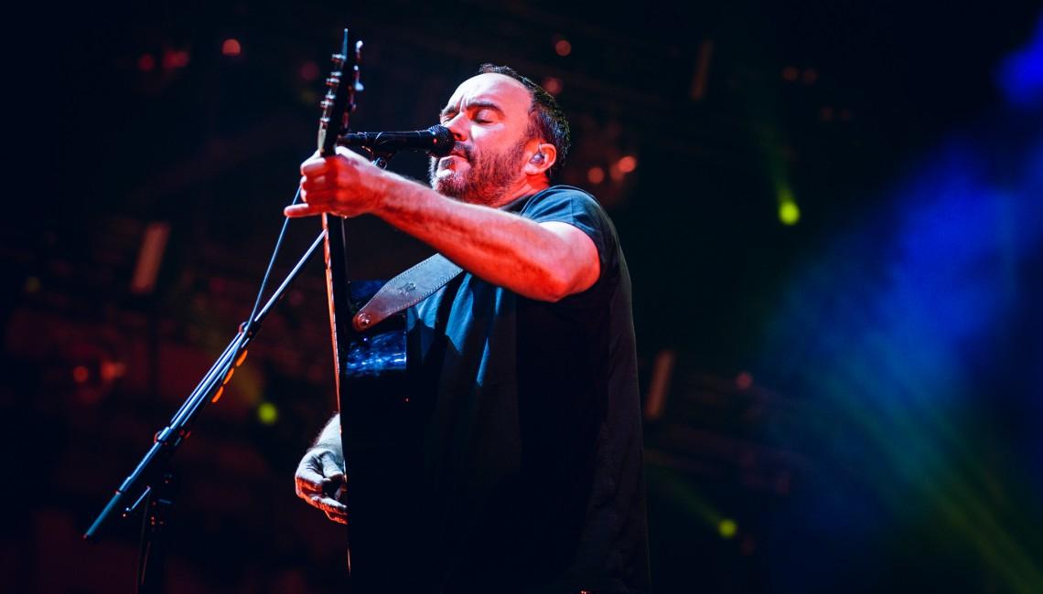 Dave Matthews Band w Warszawie. Co za kunszt i emocje!