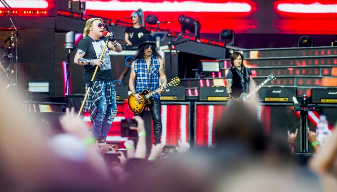 Nasza fotorelacja: Guns N' Roses w Chorzowie!