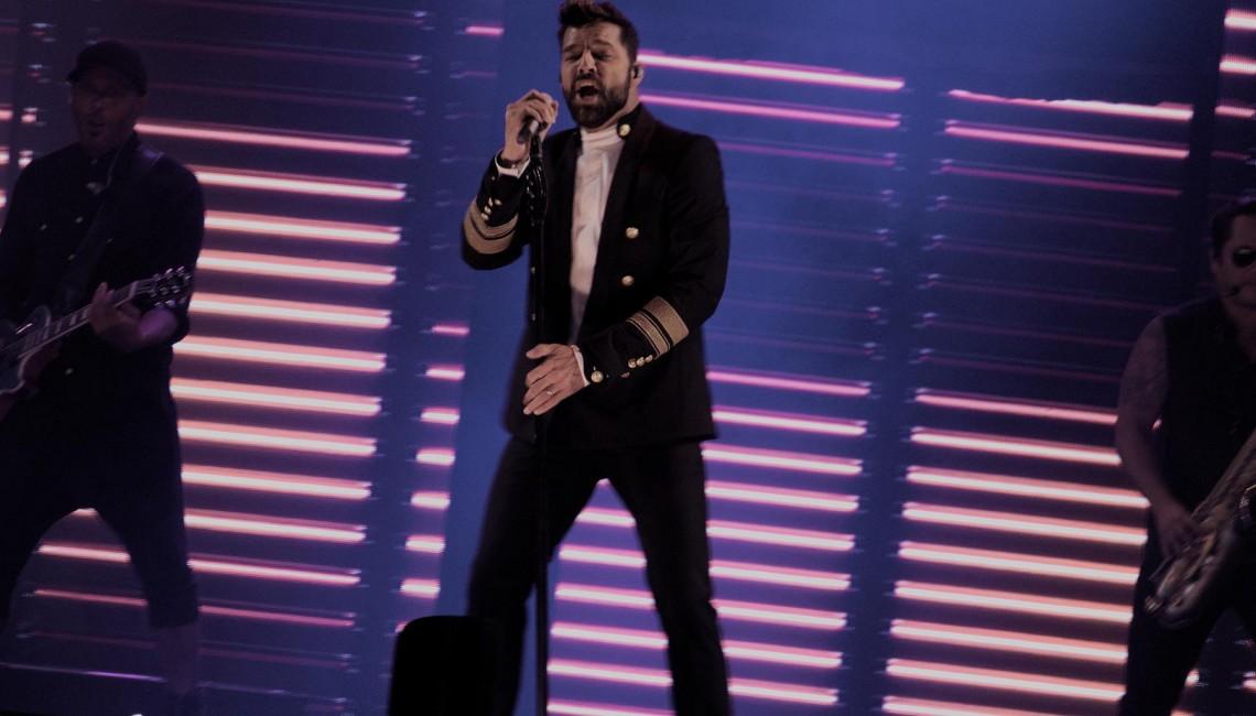 Nasza fotorelacja: Ricky Martin w Gdańsku
