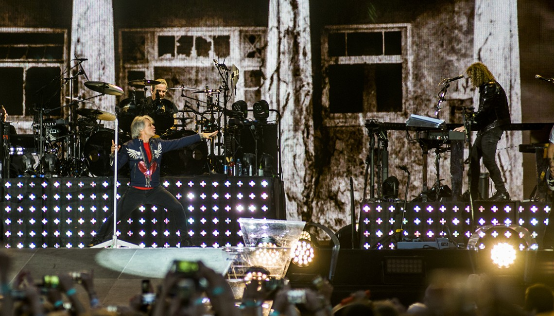 Nasza fotorelacja: Bon Jovi w Warszawie!