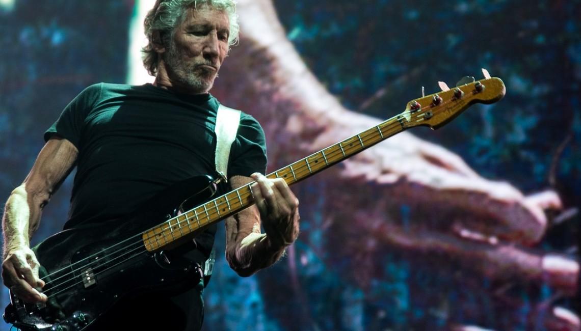 """Polityczny manifest podczas gdańskiego koncertu Rogera Watersa - """"Uwolnijcie sądy! Konstytucja! Konstytucja! Konstytucja! """""""