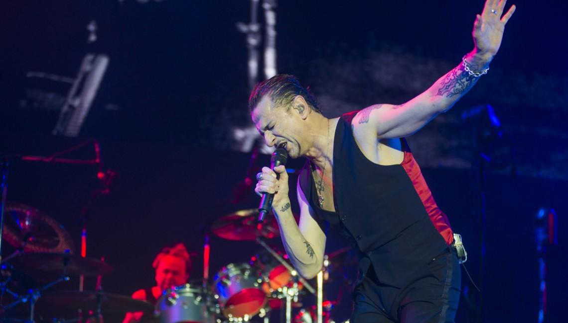 Nasza fotorelacja: Depeche Mode w krakowskiej Tauron Arenie!