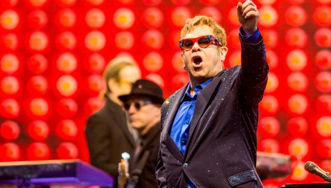 Elton John oczarował Operę Leśną w Sopocie! Mamy zdjęcia