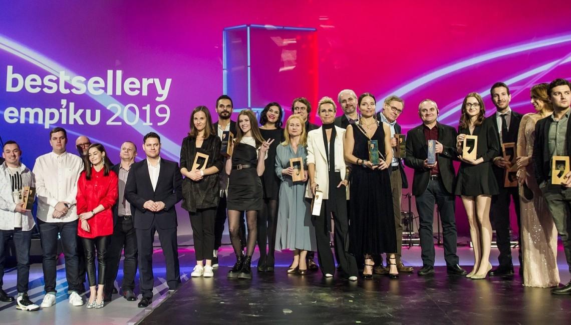 Bestsellery i Odkrycia Empiku 2019 rozdane