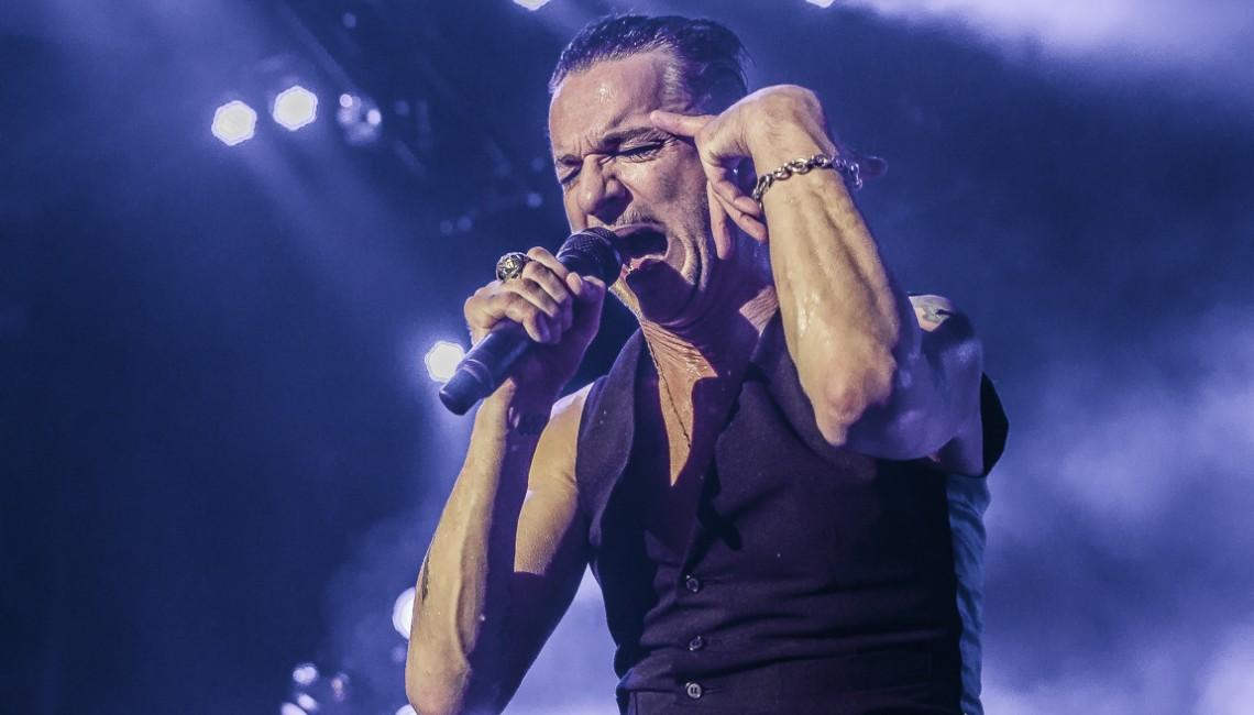 Nasza fotorelacja: Depeche Mode w Łodzi!