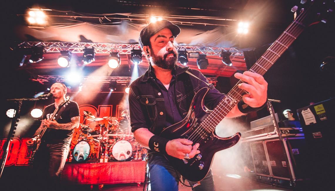 Nasza fotorelacja: Volbeat w Warszawie!