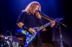 Dave Mustaine chory na nowotwór gardła. Artysta wydał oświadczenie
