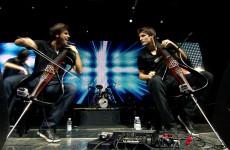 Polacy kochają 2 Cellos jako AC/DC
