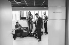"""Atom String Quartet, Vladyslav """"Adzik"""" Sendecki, Olga Pasiecznik, NDR Bigband na koncercie w Warszawie"""