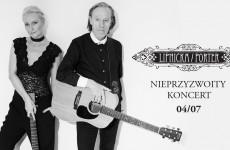 Anita Lipnicka i John Porter zapraszają na Nieprzyzwoity Koncert!