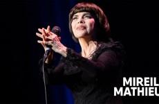 """""""Urodziłam się, żeby śpiewać"""" - legenda francuskiej piosenki Mireille Mathieu ponownie odwiedzi Polskę"""