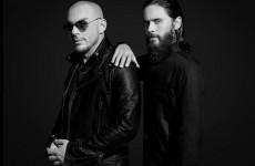 "Thirty Seconds to Mars zagrali ""Dangerous Night""... z Donaldem Trumpem i Kin Dzong unem"