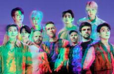Coldplay zapowiedzieli nowy singiel z... BTS!