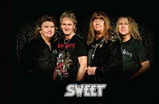 The Sweet gwiazdą festiwalu wROCK for Freedom!