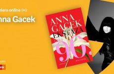 Spotkanie autorskie online z Anną Gacek