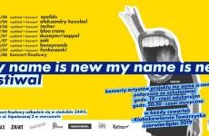 Kayax I My Name Is New zapraszają na festiwal!