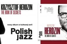 """Krzysztof Herdzin """"The Book of Secrets"""": album już w sprzedaży!"""