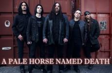 A Pale Horse Named Death na dwóch koncertach w Polsce