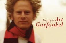 """Art Garfunkel """"The Singer"""" - premiera albumu 4 września 2012"""