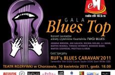 Gala Blues Top 2010