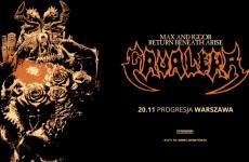 Max & Iggor Cavalera - Return Beneath Arise w Polsce!