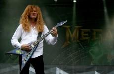 Megadeth zagra w Jaworznie