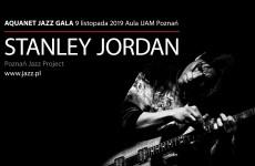 Legendarny gitarzysta Stanley Jordan realizuje w Poznaniu niezwykły projekt