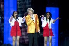Rod Stewart: Wideo z produkcjii koncertu