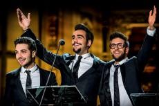 Il Volo podążają śladami Trzech Tenorów (video)