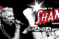 SHAM 69 - zapowiedź koncertu w Hard Rock Pubie Pamela