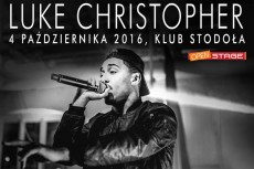 Luke Christopher z nową datą koncertu