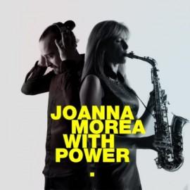 Joanna Morea with Power