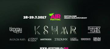 AIR Festival: Dwa dni najlepszych DJ-setów w rytmach house i trance