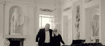 """Magda Umer i Bogdan Hołownia w Teatrze Polonia – koncert promujący płytę """"Bezsenna noc"""""""