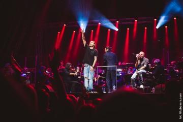 Jimek, Miuosh, orkiestra symfoniczna i 10 000 fanów hip hopu